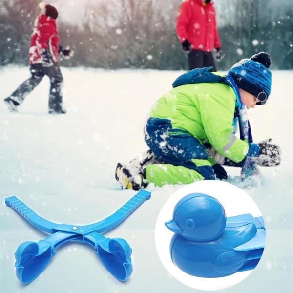Effortless Snow Ball Mold