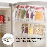 Reusable Bags&Bag Clip