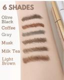 Adjustable Eyebrow Shapes Stencil&SHE LOVES Eyebrow Pencil