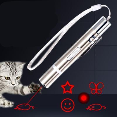Funny cat laser pointer