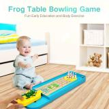 Mini Frog Bowling Toy