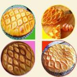 Bread Cookies Lattice Pastry Cutter Roller