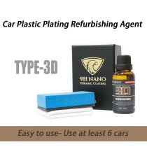 9H NANO™ Car Plastic Plating Refurbishing Agent