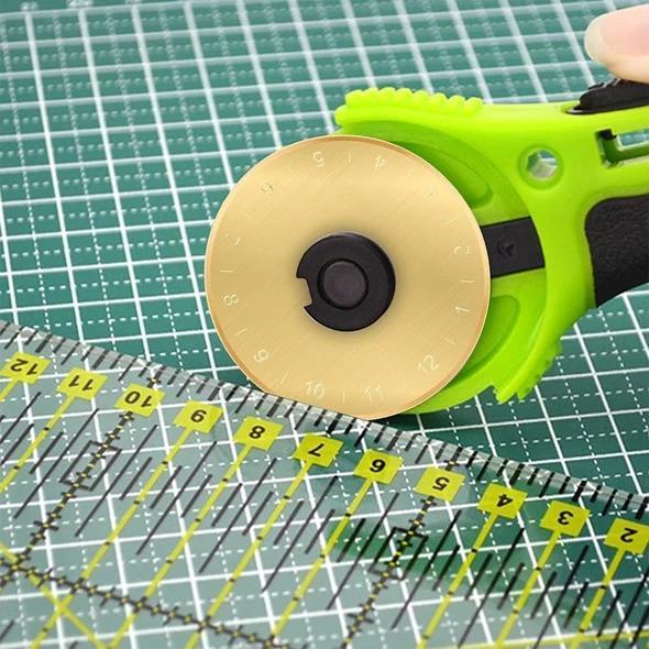 Titanium Coated Rotary Cutter Blades