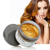 Hair coloring cream