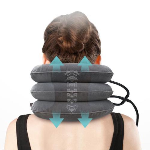 Inflatable Neck Massage Brace