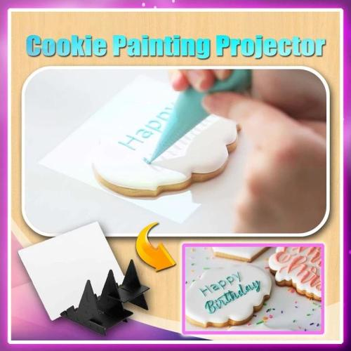 Cookie Painting Projector
