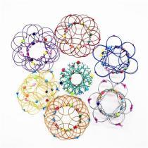 Magic Mandala Flower Basket toy