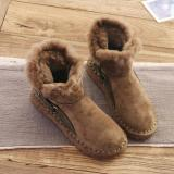 Winter Buckle Snow Boots