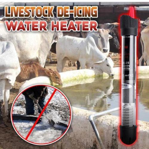 Livestock De-icing Water Heater