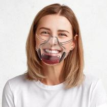 Reusable filter face shield