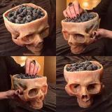 2021 hot sale human skull bowl
