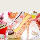 Chocolate High Heels Shoe Mold Set