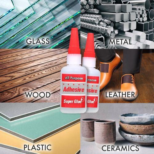 All Purpose Adhesive Super Glue