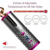Auto Rotating Ceramic Hair Curler