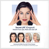 Ultra Secret Lift Pro - Instant Neck Lift With Black Bands