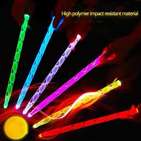 13 Colors-Upgrade LED Luminous Drum Stick