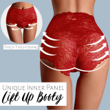 Seamless Lace Panty(4 Pieces Set)