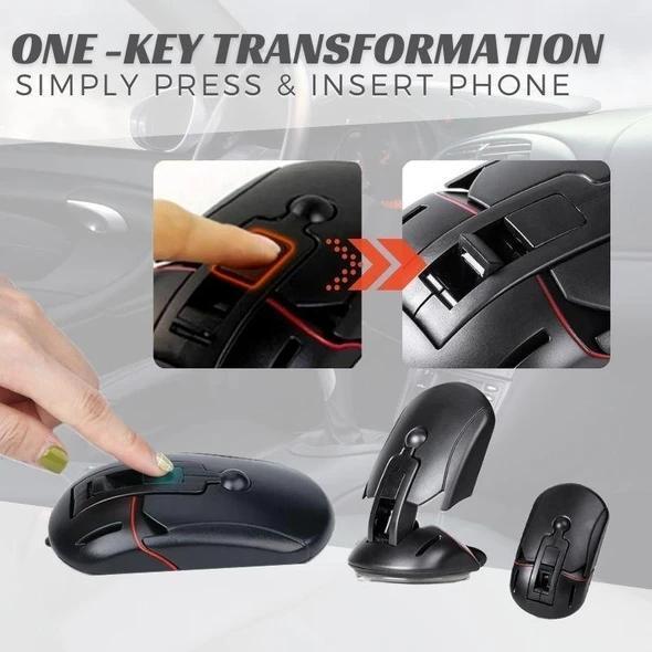 360° Rotatable Car Phone Mount