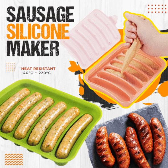 Sausage Silicone Maker