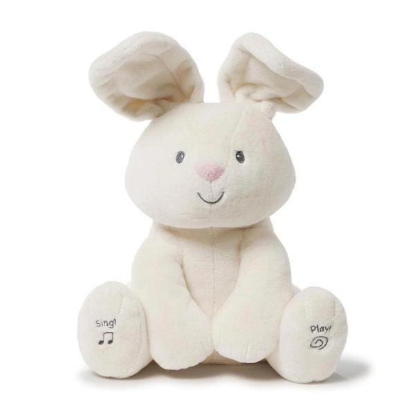 Peek A Boo Plush Bunny Doll