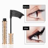 4D Flash Diamond Waterproof Silk Fiber Thick Lengthening Mascara