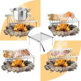 MINIQ™ Portable Camping Grill   Buy 2 Get 5%Extra OFF