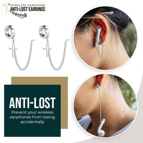Wireless Earphone Anti-Lost Earrings