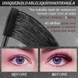 4D Waterproof Flexible Brush Galaxy Mascara
