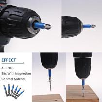 Magnetic Anti-Slip Drill Bit (7PCS)