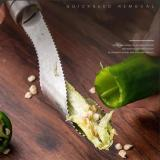 Stainless Steel  Peppers Seed Remover