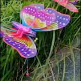 LED Butterfly Garden Landscape Light