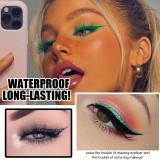 Reusable Eyeliner And Eyelash Stickers