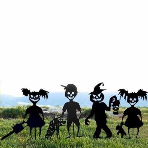 Cute Ghost Zombies - Metal Art