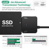 USB 3.0 to 2.5/3.5  SATA III Hard Drive Adapter