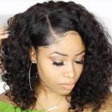 LOOSE DEEP WAVE HUMAN HAIR 13X6 LACE FRONT WIG