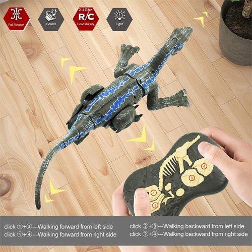 🔥Hot Sale🔥Remote Control Dinosaur Toys