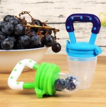 Fruit food supplement pacifier(2pcs)