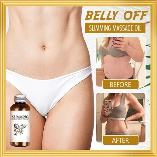 Belly-Off! Herbal Slimming Massage Oil