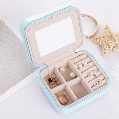 Travel Portable Jewelry Storage Bag Earrings