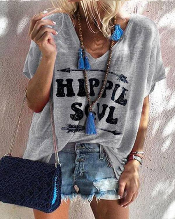 Bohemian Vintage Women Solid Holiday Daily Blouse