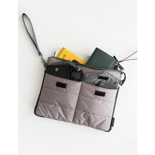 Bag in Bag Travel Multi-pockets Storage Bag  Package Ipad Bag