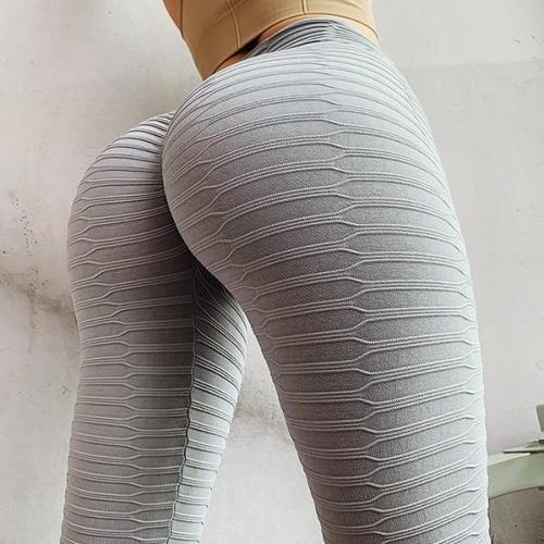 HIP-LIFTING FITNESS PANTS SPORT QUICK-DRYING YOGA PANTS