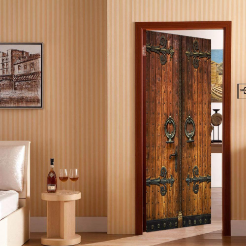 3D Solid Wall Stickers Classical  Style