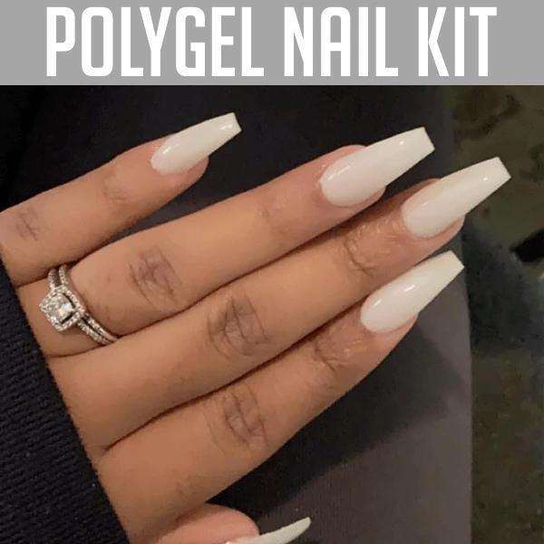 PolyGel Nail Kit