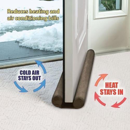 Door & Window Draft Stopper