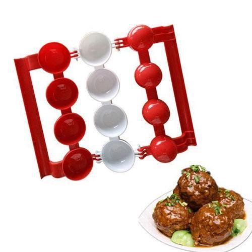 Kitchen Homemade Meatballs Tools