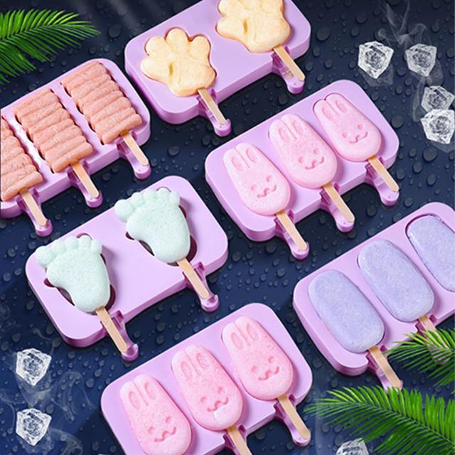 Summer Promotion-DIY Popsicle Molds Homemade