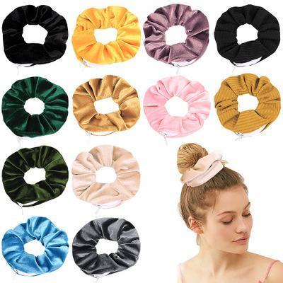 Ladies hair tie headwear