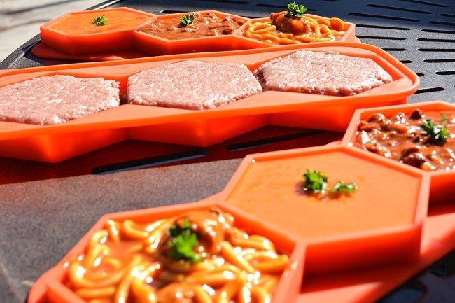 Burger Master Innovative Burger Press